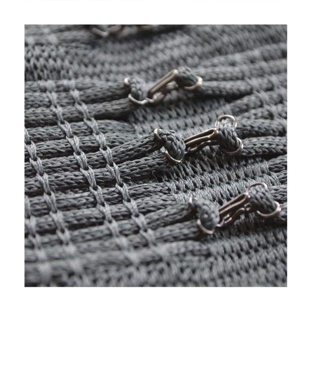 curious textile details  © Sarah Burton