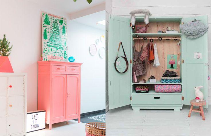 Como reformar/renovar um armário sem gastar muito!