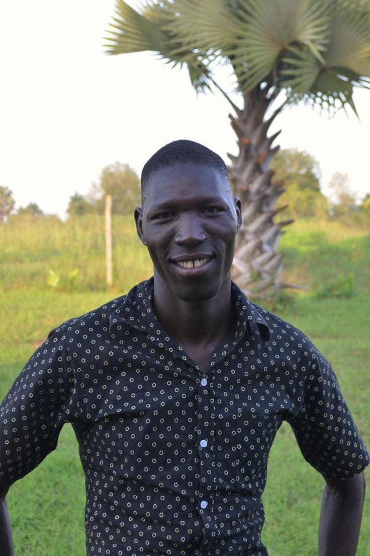 Steve / Vet & Ugandan Project Advisor / Project Outward