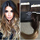 Dip Dye Real Hair Extensions Balayage Hair Color review