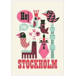 Stockholm by Ingela P Arrhenius