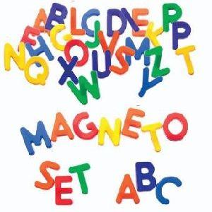 Letras magneticas