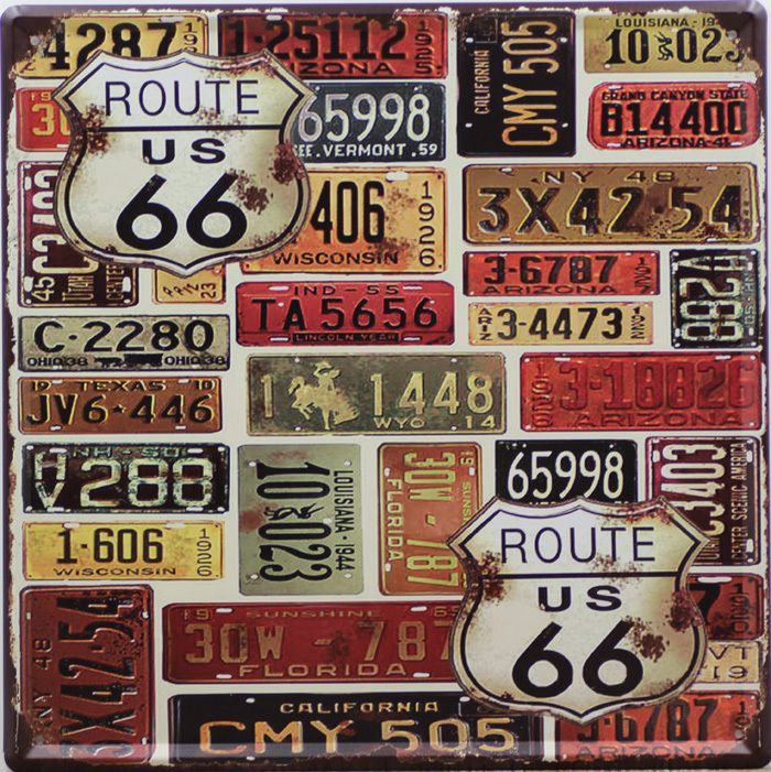 USA-MOTHER-font-b-ROAD-b-font-ROUTE-66-Vintage-Iron-Painting-30-30cm-Tin-font.jpg (700×701)