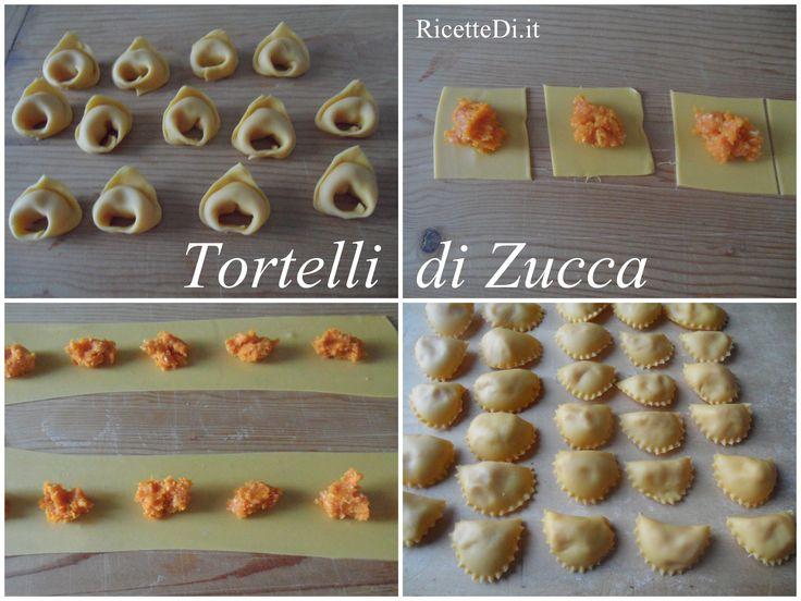 I tortelli di zucca emiliani classici. Elisa ci spiega la sua ricetta del ripieno con zucca cotta al forno, amaretti, pangrattato, noce moscata e parmigiano