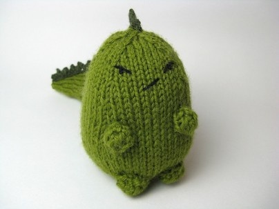 #Knitting #Pattern #Tutorial Grumpasaurus