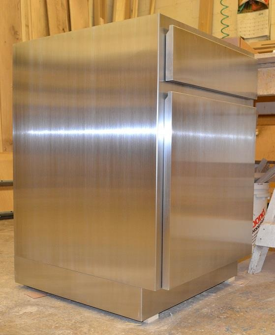 Stainless Steal Cabinet