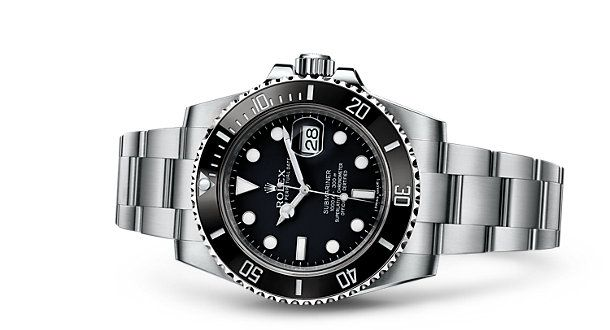 Discover the Submariner Date watch in 904L steel on the Official Rolex Website. Model: 116610LN