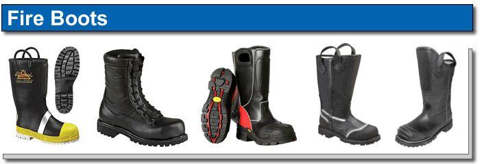 Fire Equipment, Fire Gloves, Fire Boots, Fire Helmets.