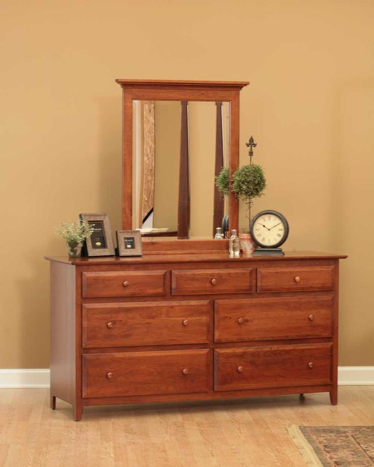 Amish Furniture | Solid Wood Mission Shaker Furniture | Chicago Area,  Illinois