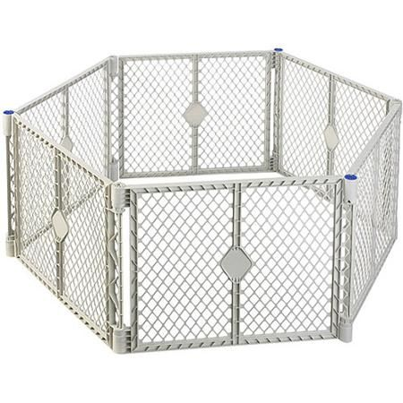 North States Portable Playard and Extension Kit Value Bundle - Walmart.com $70