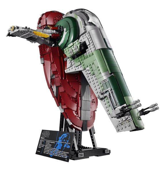Boba Fett Slave I Collector ! - LEGO Star Wars - Meetagift: