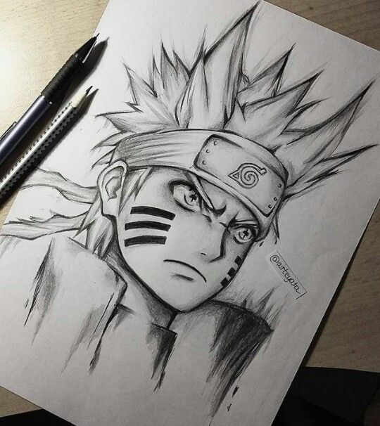 Best 25+ Naruto Drawings Ideas On Pinterest