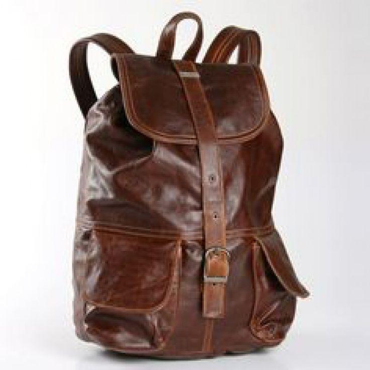Mason Mens Backpack | Tabacco |  by THANDANA
