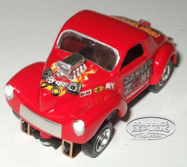 466 Best H. O. Scale Slot Car Drag Racing Images On