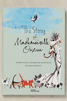 The Story of Mademoiselle Oiseau.