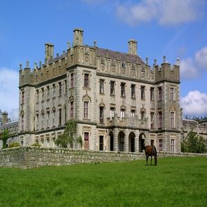 Borris House- This is an amazing house! Went when I lived in Ireland