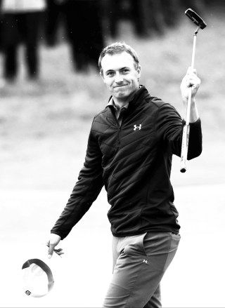 With a great finish Spieth wins Open