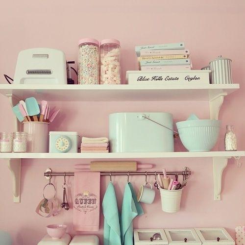 die 69 besten bilder zu küche auf pinterest   pastell ... - Pastell Küche