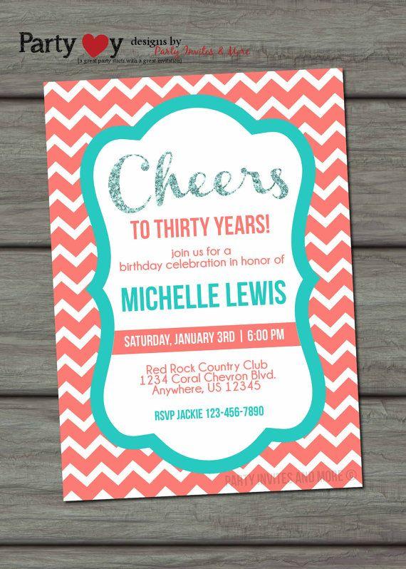 Cheap 21st Invitations Uk