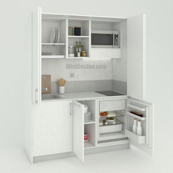 Mini cucina da cm. 164 o da cm. 169 | Lo studio ideale ...