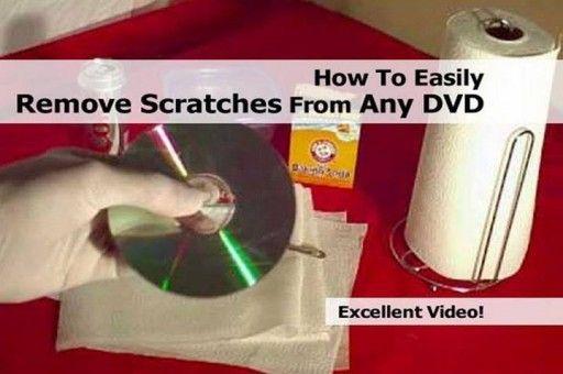 Como removedor de arranhões de QUALQUÉR Etapa DVD OU CD INSTRUÇÕES a Passo como fazer tutorial DIY 512x340 Como removedor de arranhões de QUALQUÉR Etapa DV ...