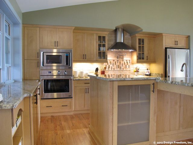 Perfect Light Colored Kitchens, Best Kitchen Colors With Light Cabinets, Light