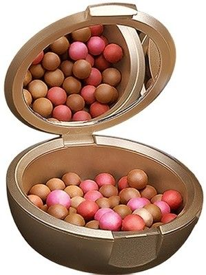 This is absolutely my favorite product of all time : Oriflame Giordani Gold Bronzing Pearls