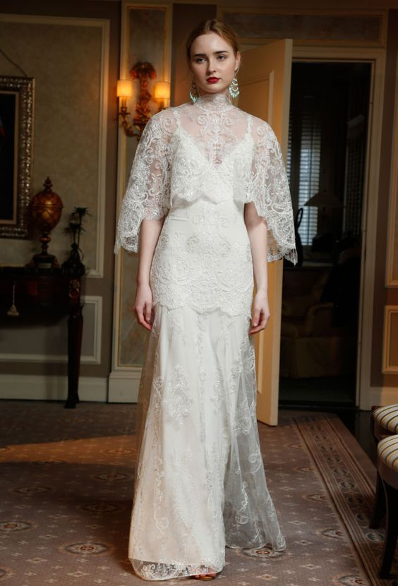 Our Favorite Looks From Bridal Fashion Week