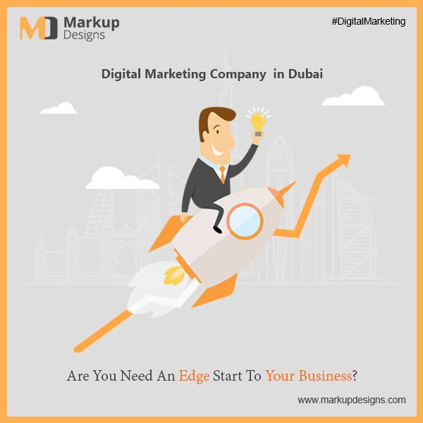 Are You Need An Edge Start To Your #Business? #MarkupDesigns, the leading #Digital PR Agency in #Dubai, offers innovative and creative digital #PR campaigns to promote your #business in the market.  #DigitalMarketing #WebDevelopment #SEO #PPC #SMO