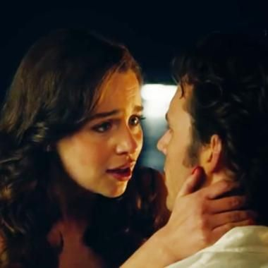 Movies: Emilia Clarke is glad you cried at the Me Before You trailer