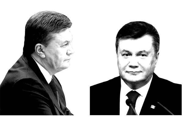 Wanted For Mass Murder: Viktor Yanukovych