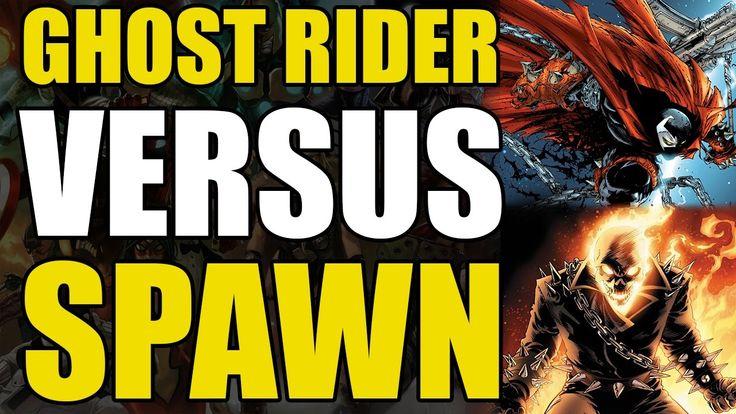 Ghost Rider vs Spawn (Marvel vs Image)