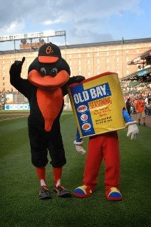 Orioles and Old Bay.