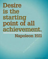 On desire and achievement