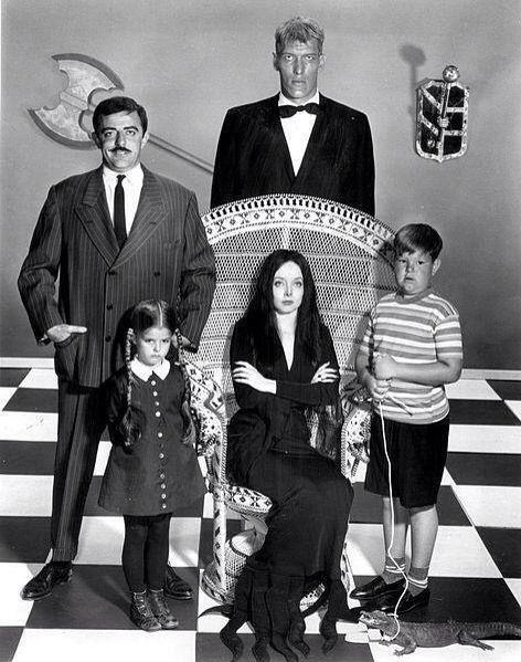 Adams Family, 1964-1966