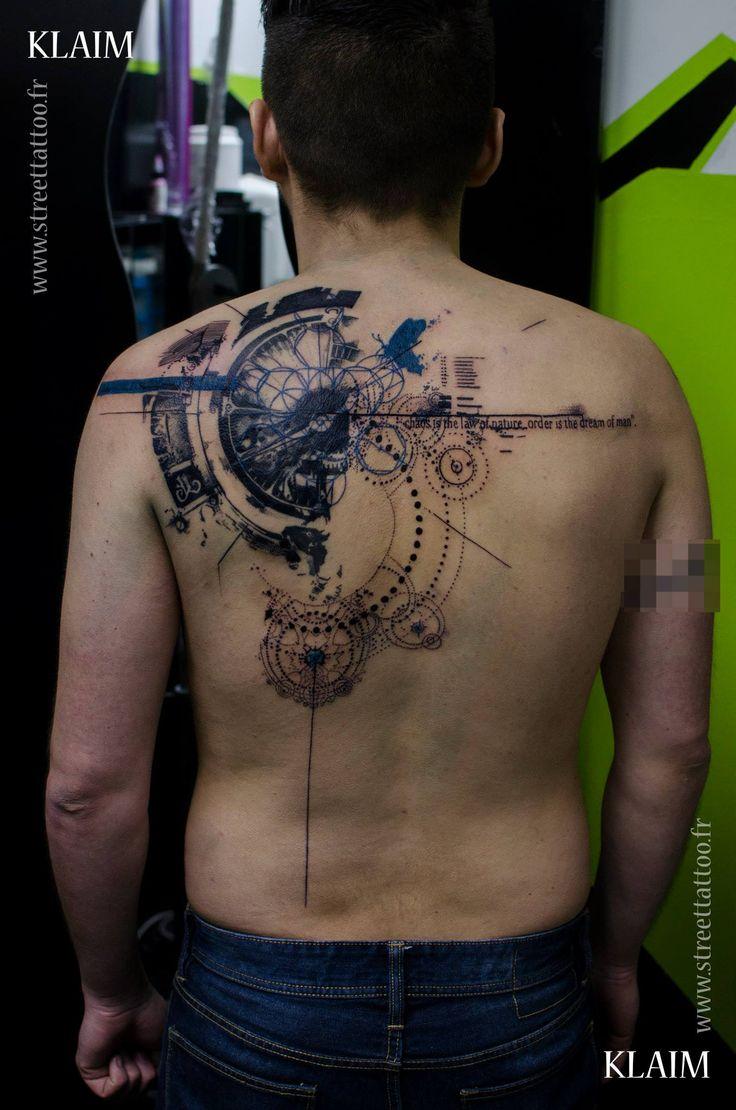 Flowers Tattoo By Klaim Street Tattoo: 39 Best Collage Style Tattoos Images On Pinterest