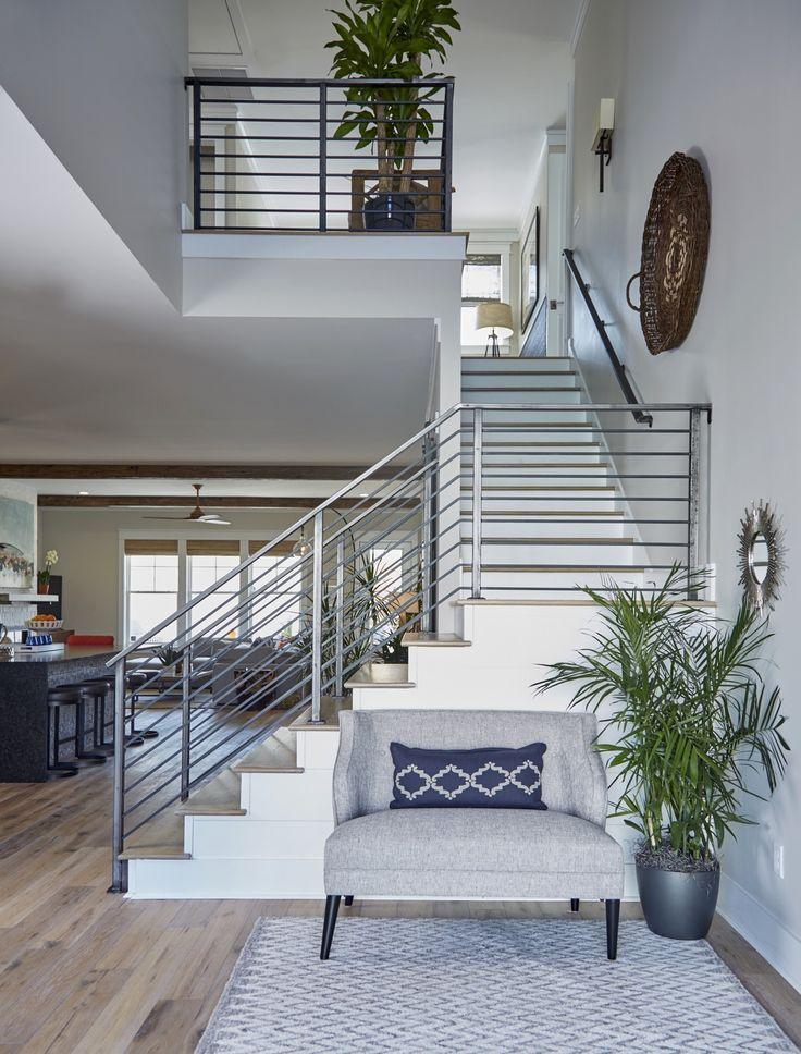 Open Foyer Loft : Best industrial stairs ideas on pinterest