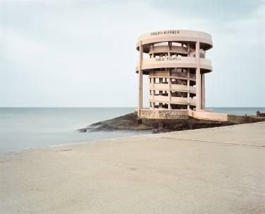 "Saatchi Art Artist Marcin Zuberek; Photography, ""View Tower from the series: Periphery Of The Map 