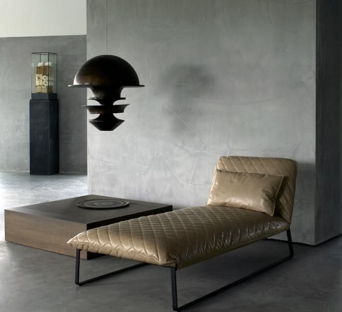 piet boon kekke collection with a powder coated steel frame and butter soft leather seating the kekke chaise longue is an outstanding addition to any