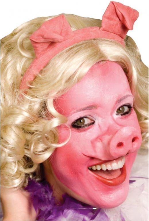 Woochie Pig Face