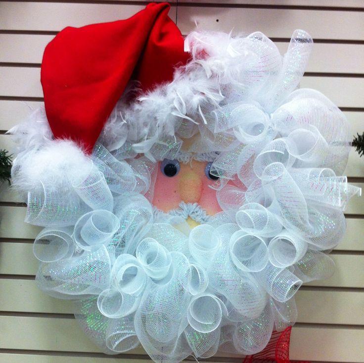 Ho Ho Ho!!! Santa mesh...