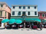 """I want to visit this restaurant in Burano - an island near Venice, Italy. The best Risotto in the world - according to Bourdain and now, one of my favorite bloggers, James Martin. (I don't like the layout of Aboutcom web pages - but do visit Martin's """"Wandering Italy"""" blog - http://wanderingitaly.com/blog/   (the layout is a little more palatable)"""