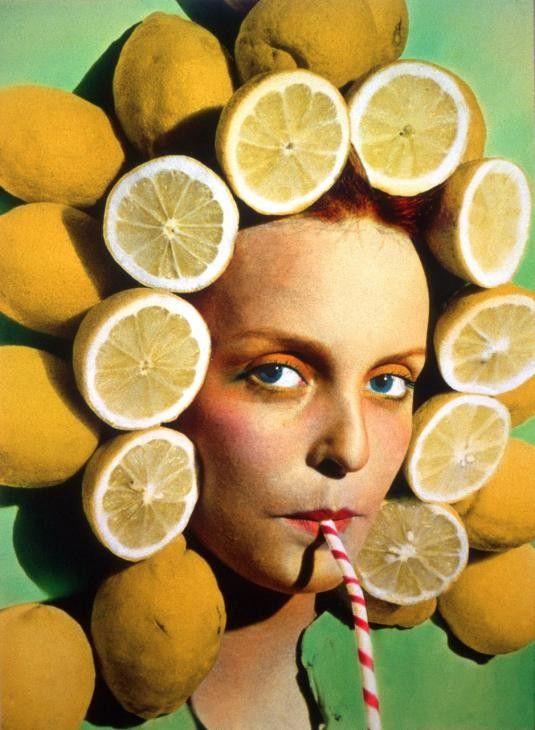 "ouka leele - ""peluqueria, limones"""
