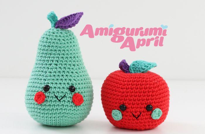 Ideas Hobbycraft Blog Crochet Apple Crochet Fruit Crochet Patterns