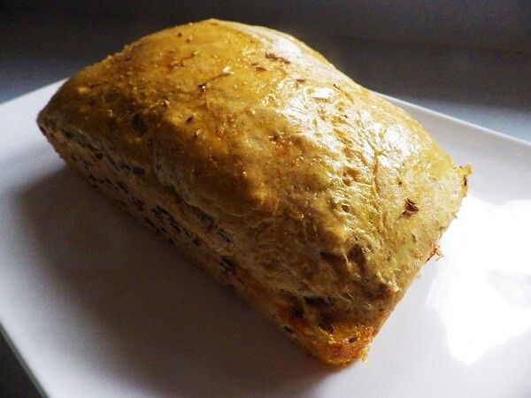 A Scandinavian tradition, this bread has a licorice flavor profile defined by the caraway, anise and fennel seeds in its recipe. It's a traditional holiday bread and is often served at special occa…