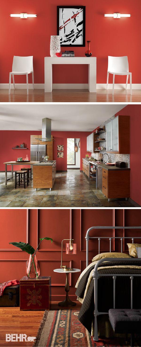81 Best Behr 2017 Color Trends Images On Pinterest Color