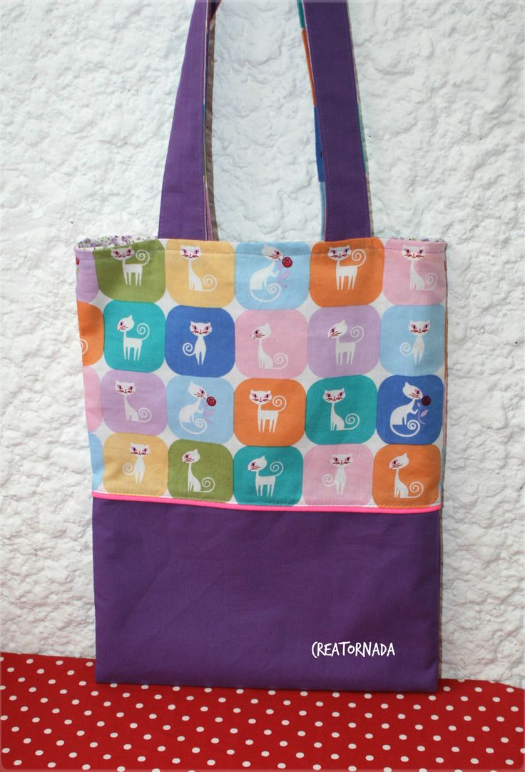 Tote Bag CHATS