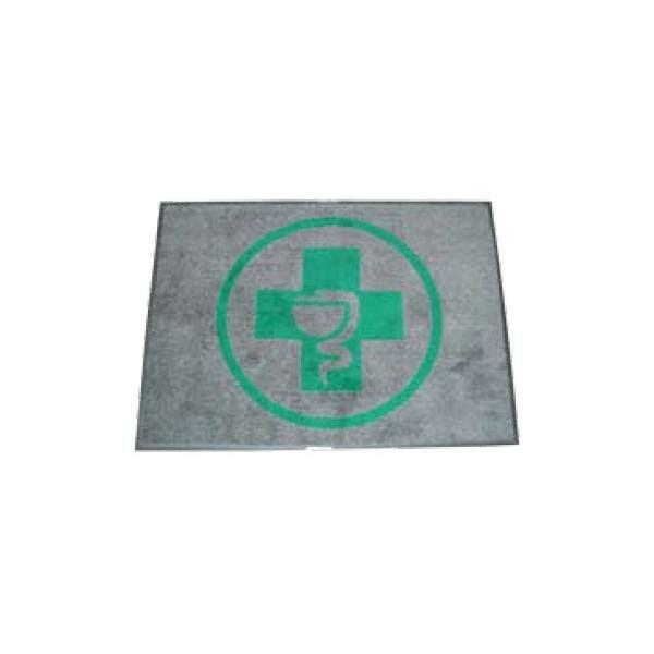 Προτυπωμένα χαλιά! Χαλιά με ειδική σήμανση για φαρμακευτικούς χώρους.  http://www.hdcshop.gr/product.php?id_product=248