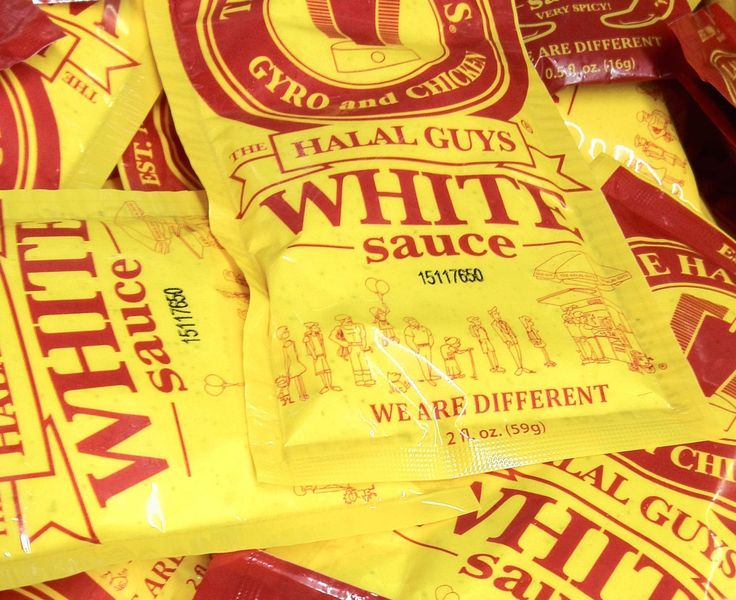 My Quest to Reverse Engineer The Halal Guys' White Sauce Recipe