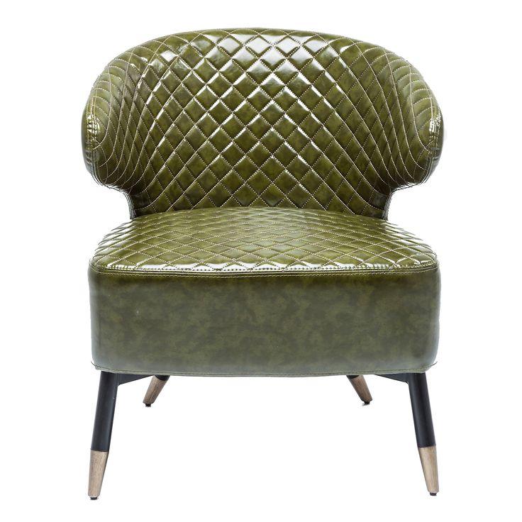 Wauw! Deze unieke fauteuil van het merk Kare Design is een echte musthave. Deze trendy fauteuil brengt een rustieke sfeer in vrijwel ieder interieur of het nou in je huis, restaurant, kantoor of winkel is.